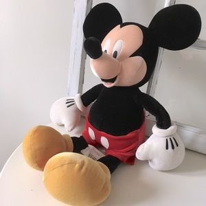Disney Plush Mickey Mouse 12 inches